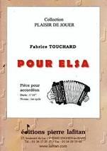 Fabrice TOUCHARD : Pour Elsa