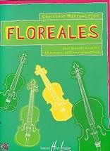 Christine MARTY-LEJON : Floréales pour quatuor à cordes