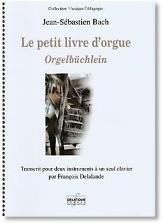 Le petit livre d'orgue