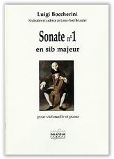 Sonate n° 1 en sib majeur
