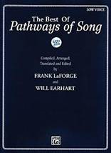Frank LAFORGE et Will EARHART : The Best of Pathways of Song