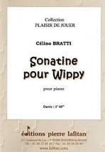 Célino BRATTI : Sonatine pour Wippypour piano.