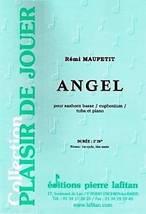 Rémi MAUPETIT : Angel pour saxhorn basse/euphonium/tuba et piano.