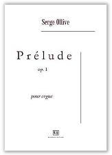 Prélude pour orgue