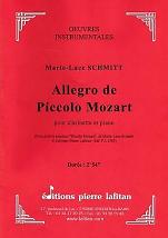 Allegro de Píccolo Mozart