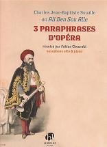 3 Paraphrases d'opéra