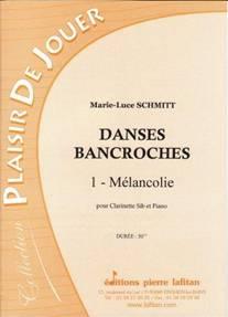 1 – Mélancolie, pour clarinette sib et piano