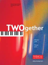 TWOgether, 14 duos pour piano & un autre instrument