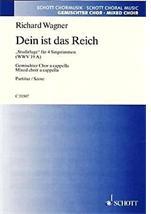 Richard WAGNER : Im treuen Sachsenland