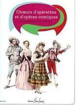 Michel VERSCHAEVE : Chœurs d'opérettes