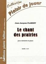 Jean-Jacques FLAMENT : Le chant des prairies
