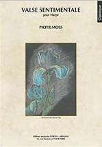 Piotr MOSS : Valse sentimentale pour harpe.