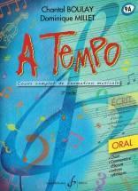 A tempo  Cours complet de Formation Musicale
