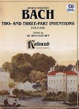 Two- and three-part inventions (Inventions à deux et trois voix)