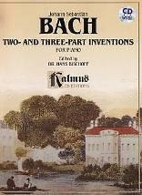 Two- and three-part inventions (Inventions à deux et trois voix)