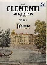 ix sonatinas op. 36  pour piano