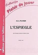 L'espiègle  pour trompette ou cornet ou bugle et piano