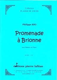Promenade à Brionne, pour basson & piano