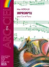 Impromptu pour cor & piano