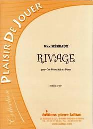 Rivage pour cor en fa (ou mib) & piano