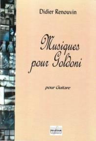 Musiques pour Goldoni