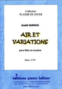 Air et variations