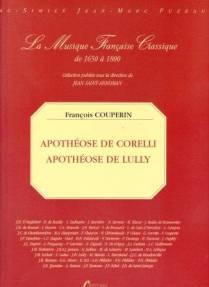 Apothéose de Corelli.  Apothéose de Lully.