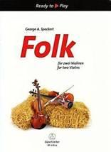 George A. SPECKERT : Folk pour deux violons