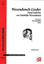 Richard WAGNER : Wesendonck-Lieder