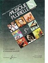 Johan GUITON, Hervé MAGNAN : Musiques plurielles. Cours complet d'éducation musicale. Classe de 5ème. Billaudot : Livre de l'élève : G8838B, Livre de l'enseignant : G8839B.