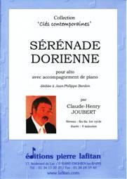 Sérénade dorienne pour alto avec accompagnement de piano