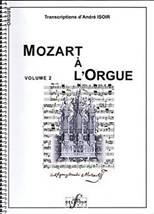 Mozart à l'orgue