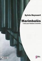 Sylvie REYNAERT : Marimbalès. 7 duos pour timbales et marimba. Dhalmann : FD0436.