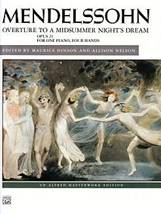 MENDELSSOHN : Overture to a Midsummer Night's Dream
