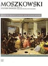 MOSZKOWSKI : Spanish Dancesop
