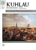 KUHLAU : Six sonatinasopus 55