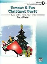Carol MATZ : Famous & Fun Christmas Duets