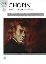 CHOPIN : 19 Nocturnes pour le piano