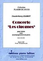 Claude-Henry JOUBERT : Concerto « Les cigognes »
