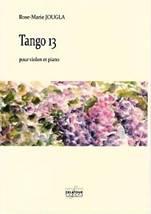Rose-Marie JOUGLA : Tango 13