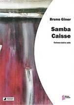 Bruno GINER : Samba Caisse.