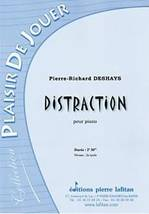Pierre-Richard DESHAYS : Distraction  pour piano. Elémentaire. Lafitan : P.L.2730.
