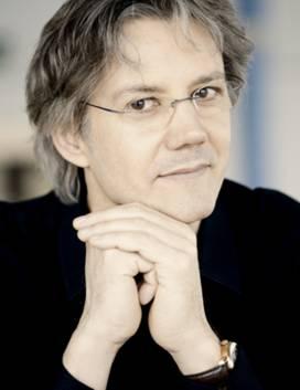 Le compositeur Fabian Müller