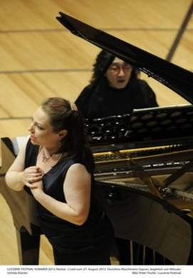 Quant Mitsuko Uchida se fait accompagnatrice de Liederabend