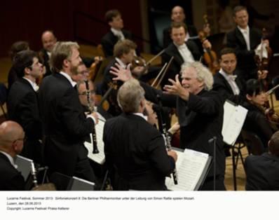 Les Berlinois interprètent Mozart