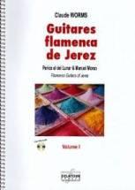 Guitares flamenca de Jerez. Parilla de Jerez & Paco Cepero.