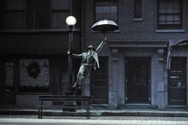 Singin' in the Rain fait le show au Châtelet