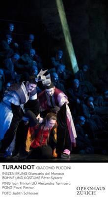 Nina Stemme ''est'' Turandot...