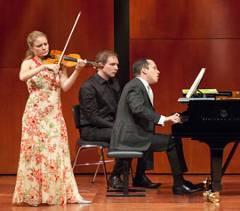 L'émotion musicale à l'état pur : Julia Fischer & Igor Levit