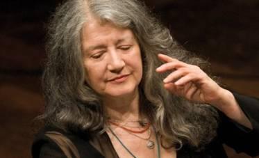 Martha Argerich illumine le concert pour la paix